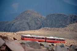 De Cog Rail trein