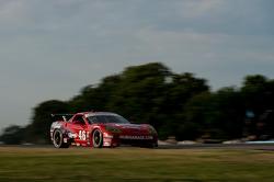 #46 Michael Baughman Racing Chevrolet Corvette: Michael Baughman, James Davison