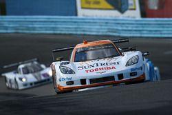 Ricky Taylor op pole in DP #10 SunTrust Racing