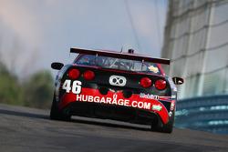 # 46 Michael Baughman Racing Corvette: Michael Baughman, James Davison