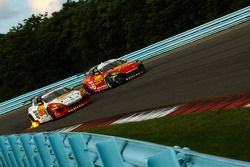 # 42 Team Sahlen TheRaceSite.Com Mazda RX-8: Wayne Nonnamaker, Joe Nonnamaker -- # 49 Team Sahlen T