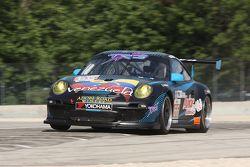 #66 TRG Porsche 911 GT3 Cup: Emilio Di Guida, Spencer Pumpelly