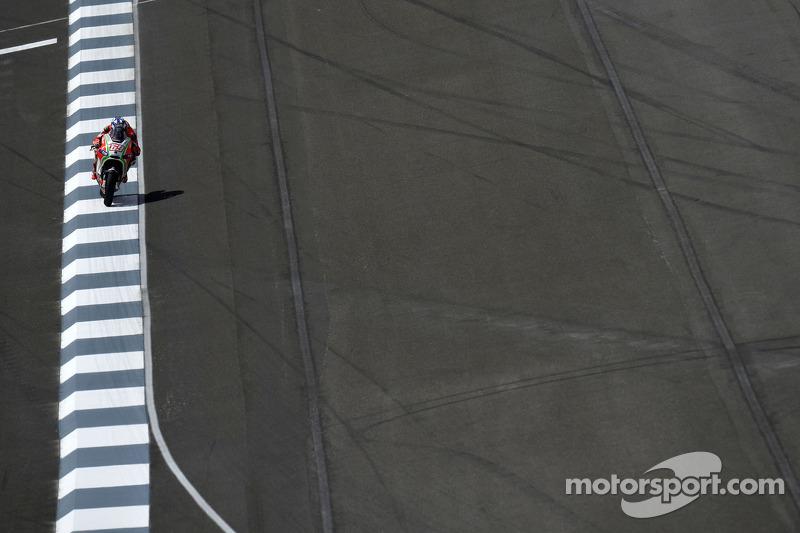 2012: Nicky Hayden, Gran Premio de Indianápolis