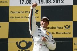 Podium: 1. Bruno Spengler, BMW Team Schnitzer, BMW M3 DTM