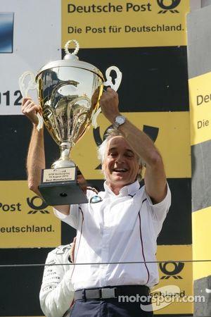Podium, Charly Lamm, Teammanager BMW Team Schnitzer