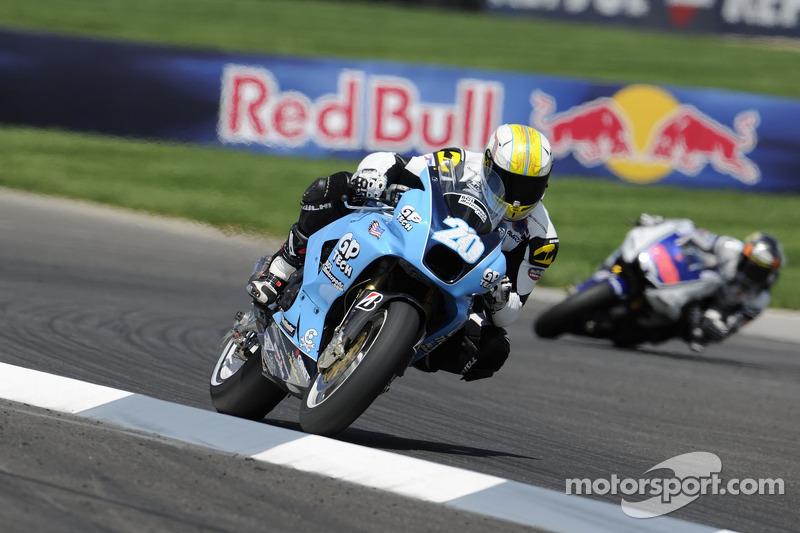 Aaron Yates - GP de Indianápolis 2012