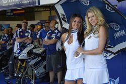 Yamaha meisjes
