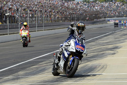 Second place Jorge Lorenzo, Yamaha Factory Racing