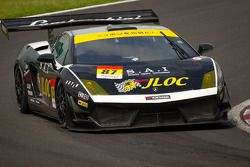 #87 JLOC Lamborghini Gallardo LP600+ GT3: Kouji Yamanishi, Hideki Yamauchi