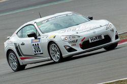 TMG unveils the GT86 V3 race car