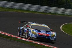 #31 APR Toyota Prius: Morio Nitta, Koki Saga, Yuichi Nakayama