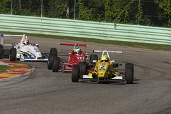 Spencer Pigot Scott Anderson Matthew Brabham