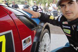 A tribute to Philippe Bugalski on Daniel Sordo's car