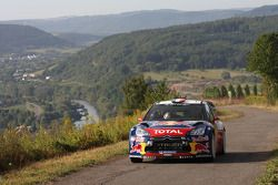 Sébastien Loeb et Daniel Elena, Citroën DS3 WRC, Citroën Total World Rally Team