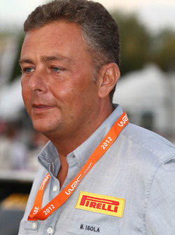 Mario Isola, Pirelli