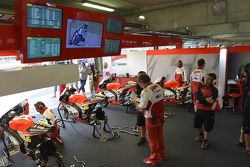 Le stand Ducati