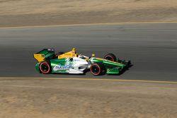 Simona de Silvestro, Nuclear Clean Air Energy Lotus HVM Racing Lotus