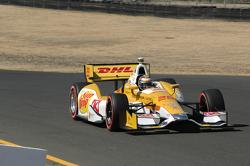 Ryan Hunter-Reay, Team DHL/Sun Drop Citrus Soda Andretti Autosport Chevrolet