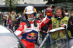 Winnaar Sébastien Loeb, Citroën Total World Rally Team