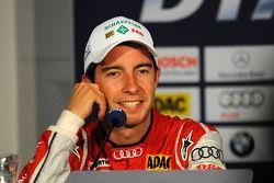 FIA persconferentie na de race: 2de Mike Rockenfeller