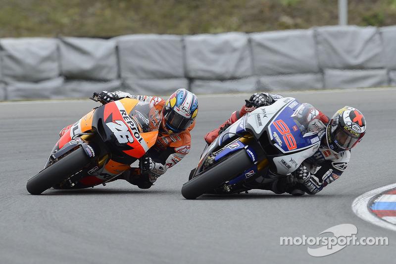 2012: Dani Pedrosa, Honda