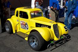 Event Festivities Caddilac Racing Booth