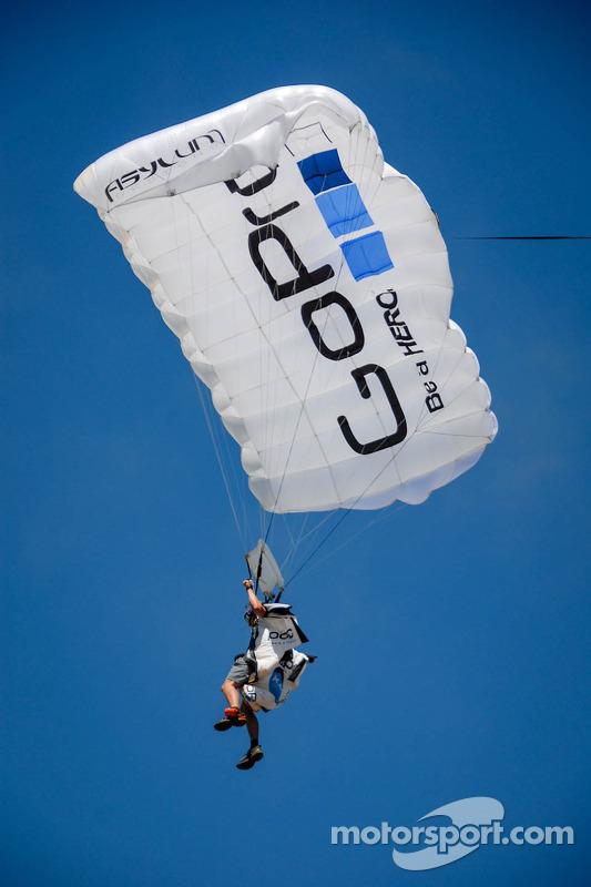GoPro Event Parachutists