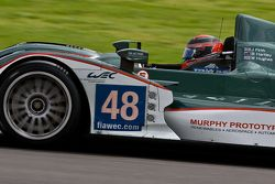 #48 Murphy Prototypes Oreca 03 Nissan: Warren Hughes, Jody Firth, Brendon Hartley