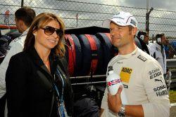 Jo en Andy Priaulx, BMW Team RBM