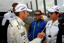 Bruno Spengler, BMW Team Schnitzer; Joey Hand, BMW Team RMG