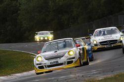 #38 Car Collection Motorsport, Porsche 911 GT3 Cup S: Marco Schelp, Peter Schmidt