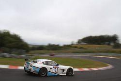 #193 Nova Race Ginetta G50 GT4: Matteo Cressoni, Paolo Necchi, Roberto Nale