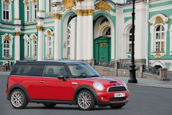John Cooper Works MINI in Moskou, Moscow International Motor Show