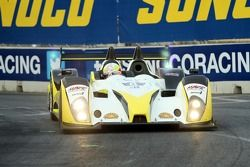 #8 Merchant Services Racing Oreca FLM09 Chevrolet: Kyle Marcelli, Tony Burgess