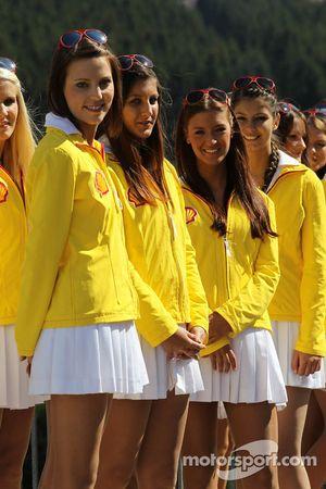 ГП Бельгии, Субботняя квалификация.