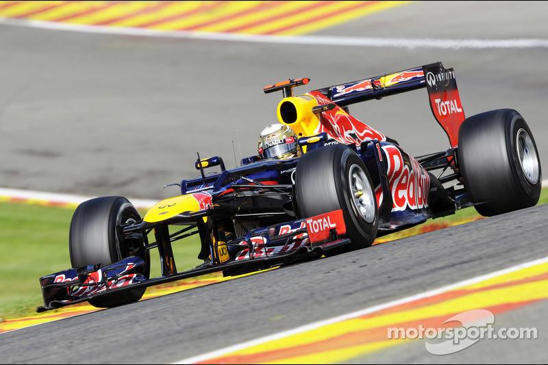 Sebastian Vettel - 38 victorias con Red Bull