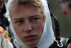 Johnny Cecotto during red flag