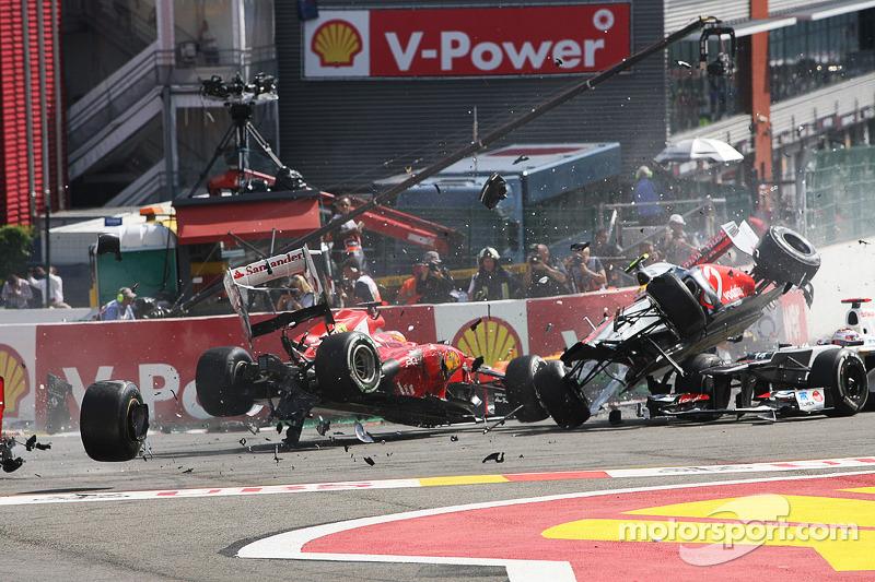 Gran Premio de Bélgica de 2012 en Spa-Francorchamps