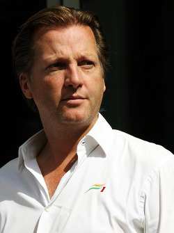 Michiel Mol, Sahara Force India F1 Team Co-Owner