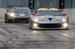 #93 SRT Motorsports: Marc Goossens, Tommy Kendall