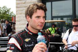 Pole winner Will Power, Team Penske Chevrolet
