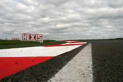 Moscow Raceway atmosphere