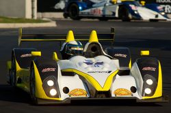 #7 Merchant Services Racing Oreca FLM09: Lucas Downs, Matt Downs