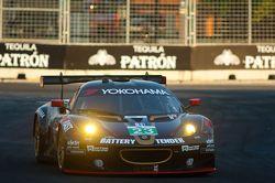 #23 Lotus/Alex Job Racing Lotus Evora: Bill Sweedler, Townsend Bell