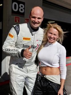 Natalia Freidina and Albert von Thurn und Taxis