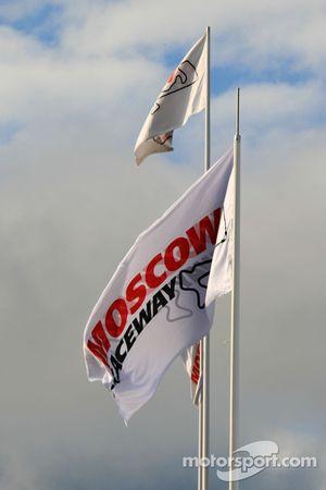FIA GT3: Москва, субботняя тренировка.