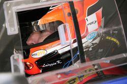 Кирилл Ладыгин. FIA GT3: Москва, субботняя тренировка.