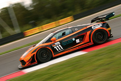 #111 Lamborghini Gallardo LP560-4: Hari Proczyk, David Mengesdorf