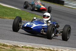 6 Jac Nelleman Denmark 1962 Cooper T59 Formula Junior