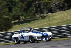 75 Camillo Steuer Bogota, Colombia 1965 Chevy Corvette